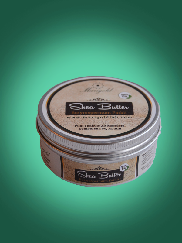 Shea Butter rafinisani - 100% čist