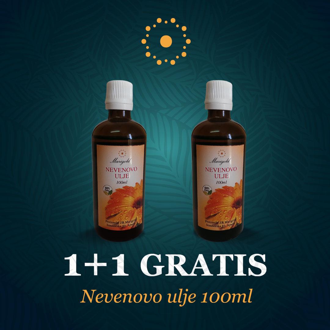 Nevenovo ulje 1+1 GRATIS