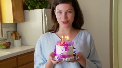 Nega lica po broju svećica na torti
