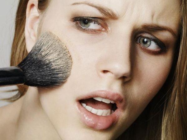 Kako popraviti kozmetičke greške?
