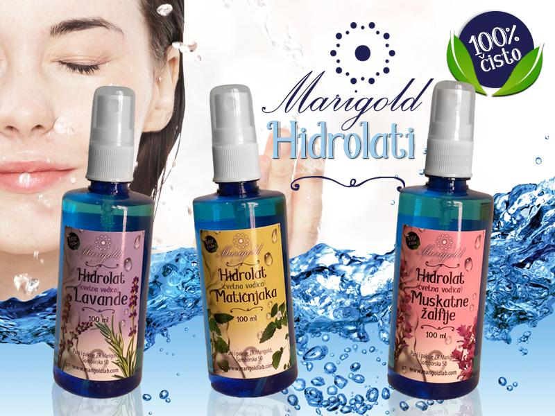 Novi proizvodi Marigold kozmetike!