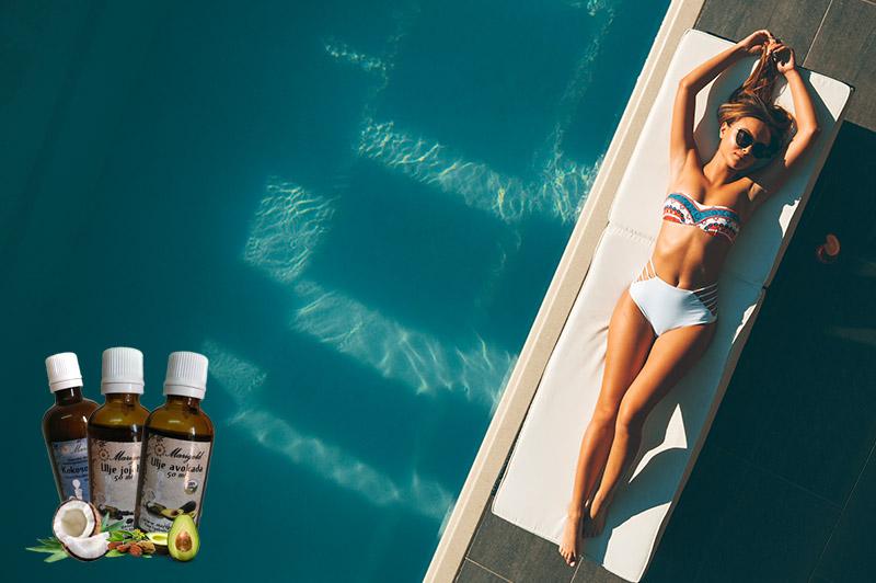 Ovo su prirodna ulja za bezbedno leto na suncu i bronzani ten