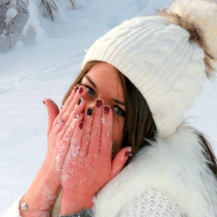 Pakovanje za negu suve kože ruku zimi