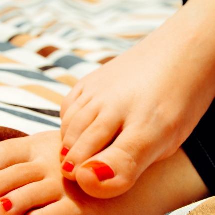 Kupka za negovana stopala i pete