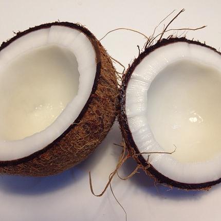 Priprema preparata od kokosovog ulja