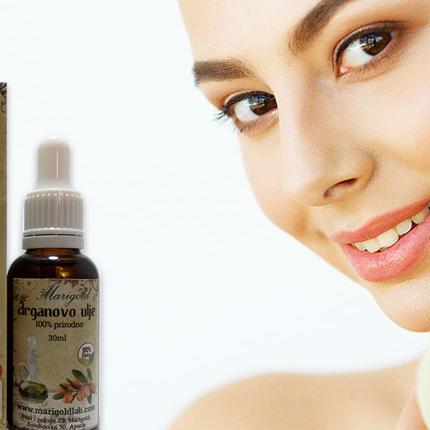 Sačuvajte lepotu lica Marokanskim arganovim uljem